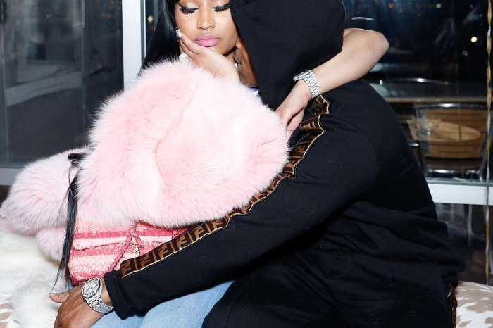 Nicki Minaj Claps Back At Fan Who Comments On Her Photo With Kenneth Petty