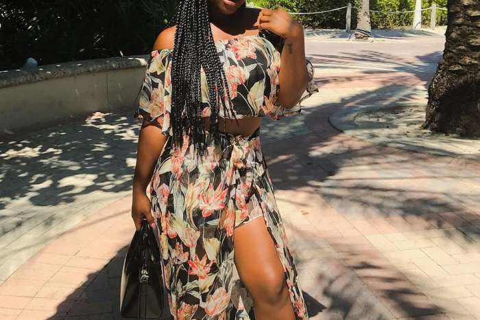 Reginae Carter Flaunts A Gorgeous Look Amidst YFN Lucci Breakup Rumors - Watch Her Video