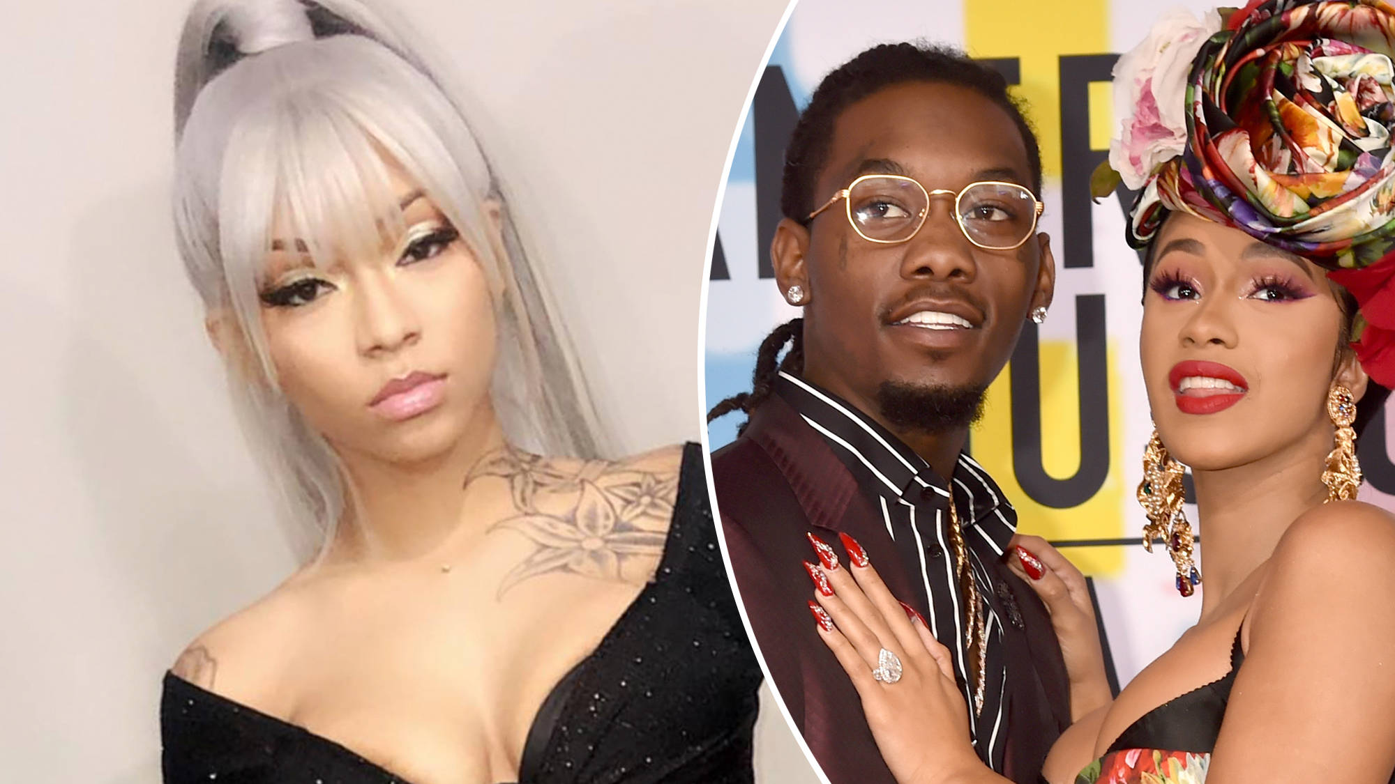 Offset Reportedly Seems To Confirm Having A Threesome