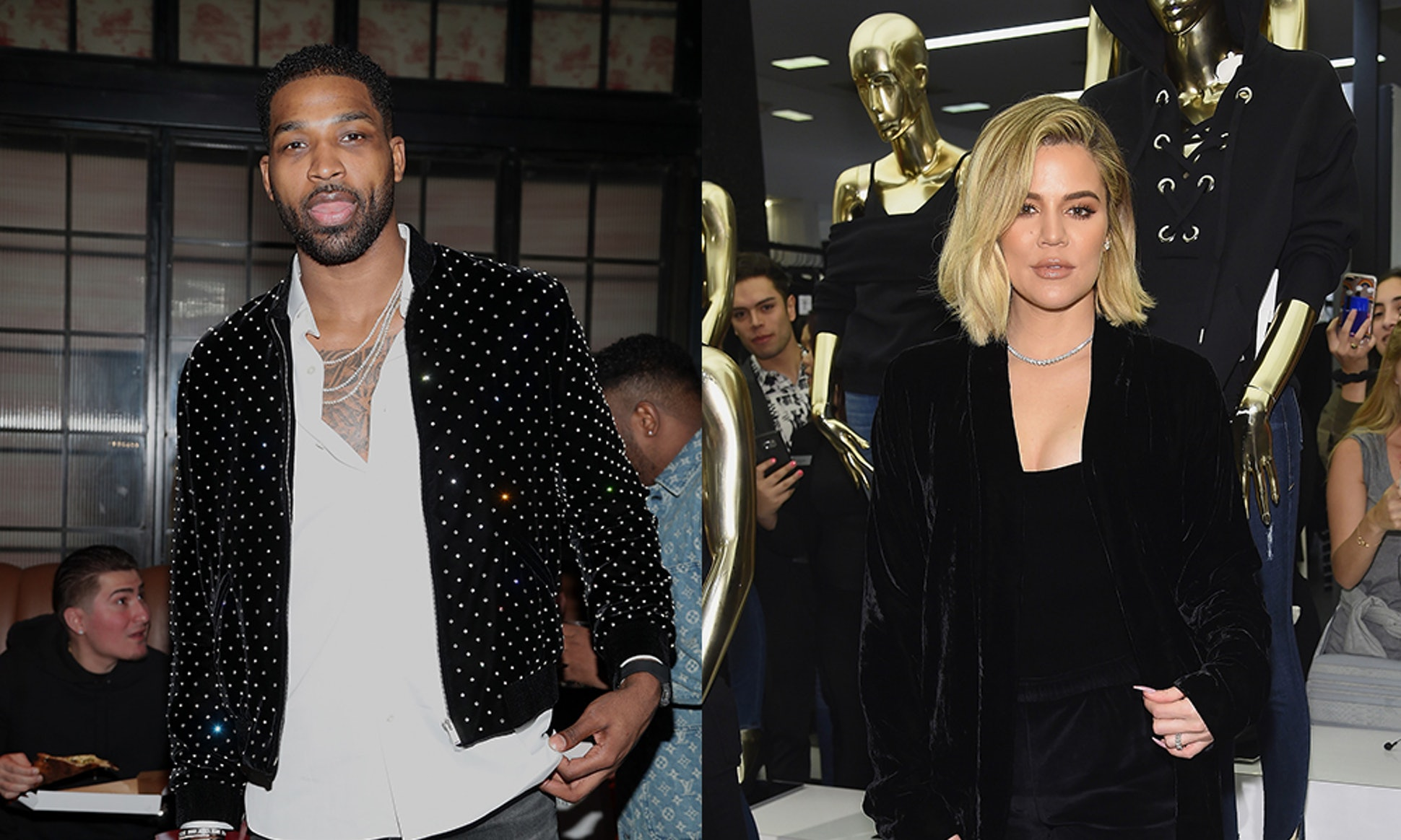 Tristan Thompson DENIES Cheating On Khloe Kardashian With Kylie Jenner's BFF!