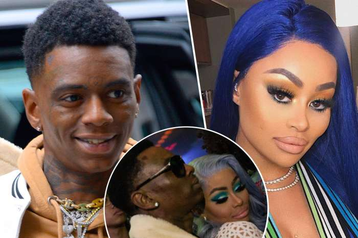 Blac Chyna & Soulja Boy's Relationship Is Now Official After They Reportedly Faked It To Annoy Tyga