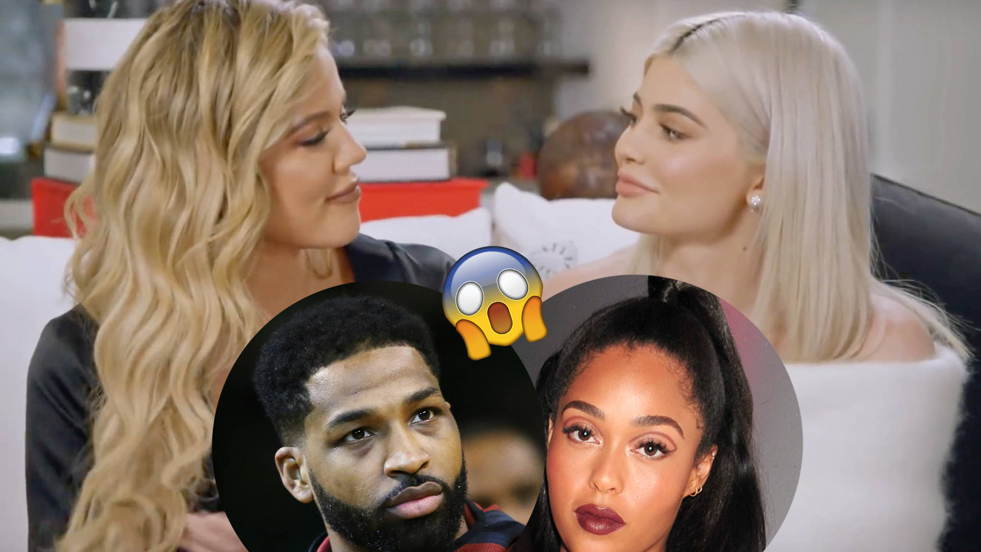 Jordyn Woods Is Reportedly Crying All Day Long, Trying To Reach Khloe Kardashian And Kylie Jenner - Neither Of Them Answers Her Phonecalls