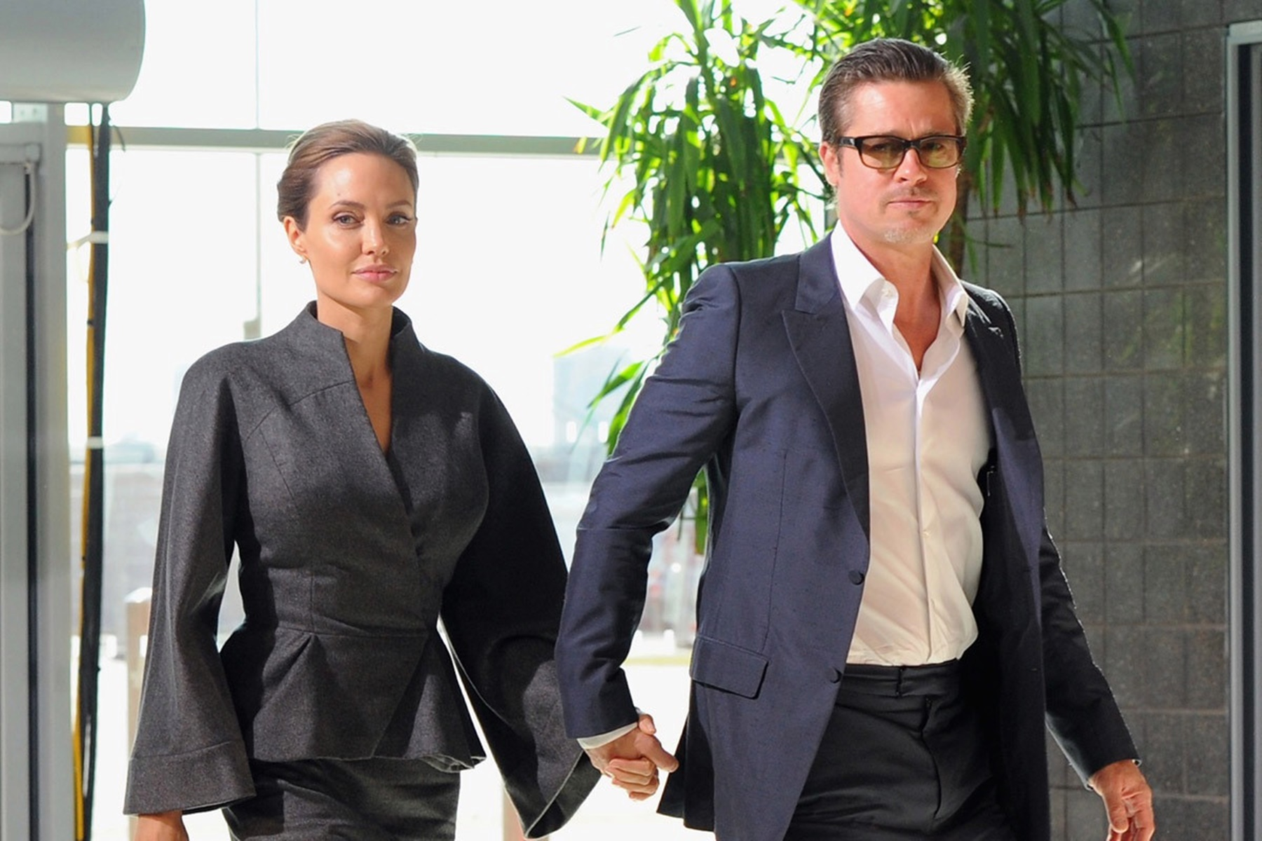 Angelina Jolie Brad Pitt Moving On