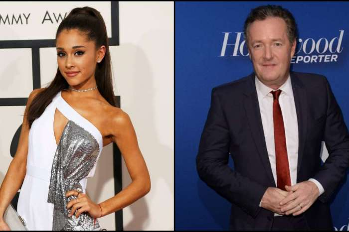 Ariana Grande And Piers Morgan Crush Their Beef Amid Grande's Grammy Feud