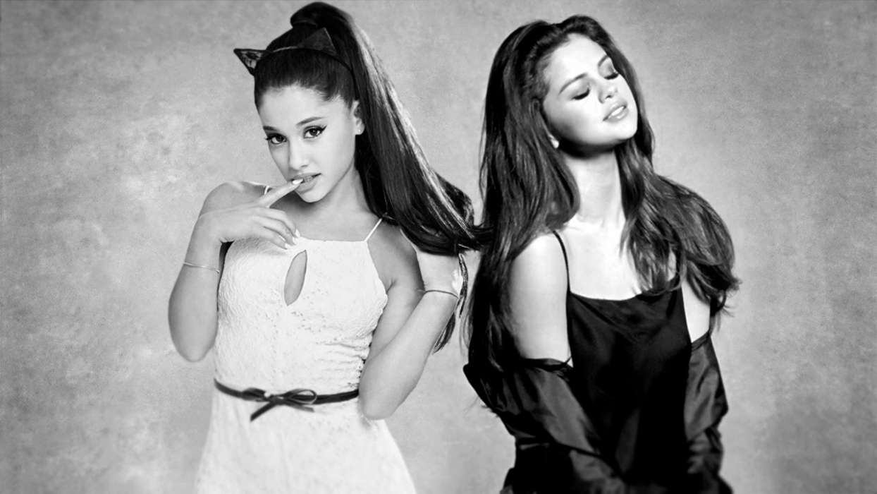 Ariana Grande beats Selena Gomez on Instagram