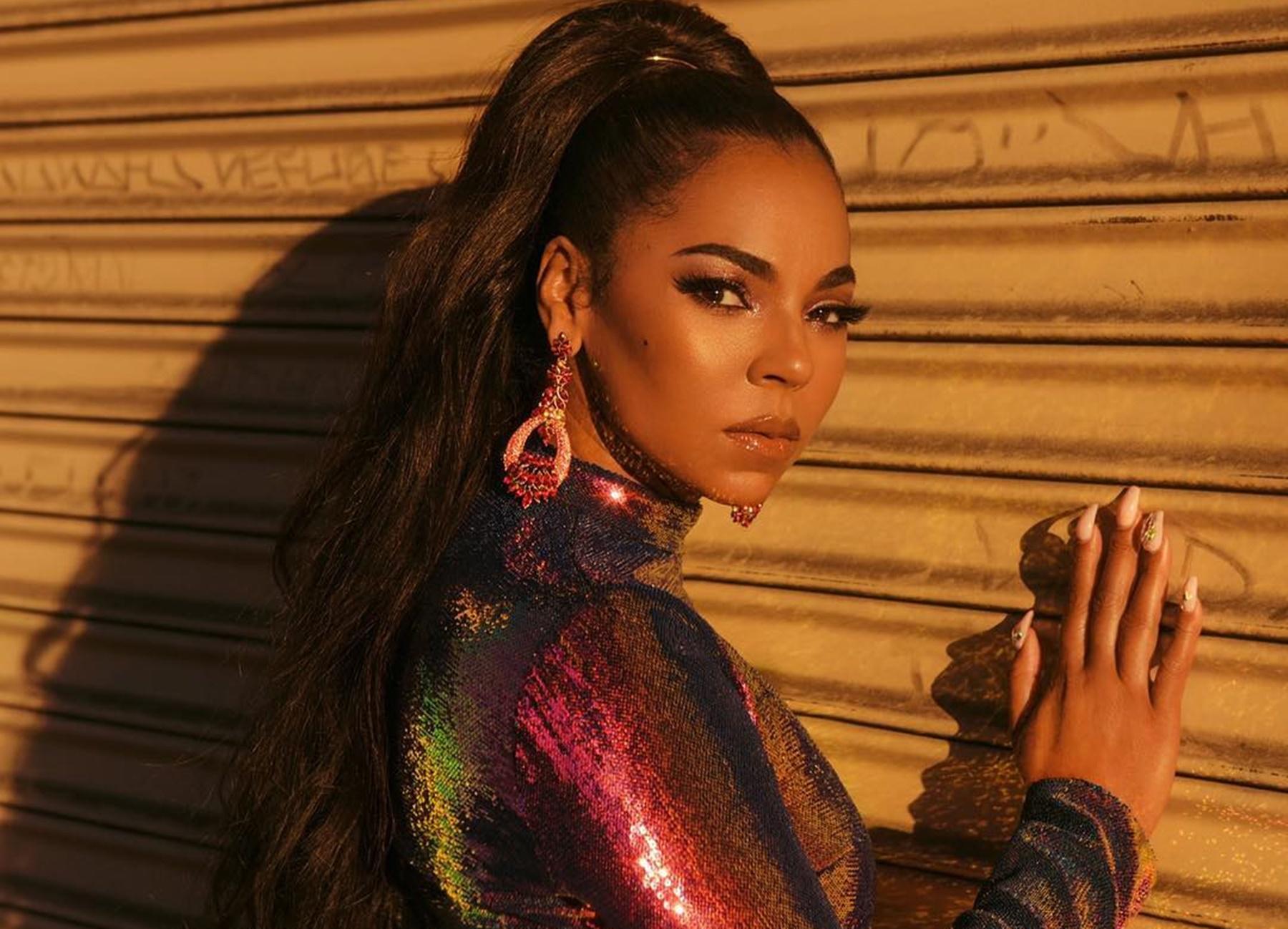 Ashanti Janet Jackson Unrecognizable New Style