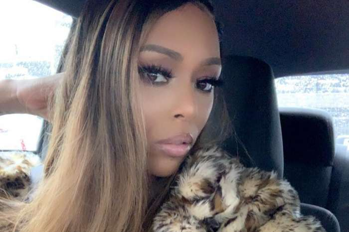 Lil Scrappy's Wife Bambi Benson Is Being Called A Liar After Posting A Photo Of Her Mother Looking Younger Than Her Age