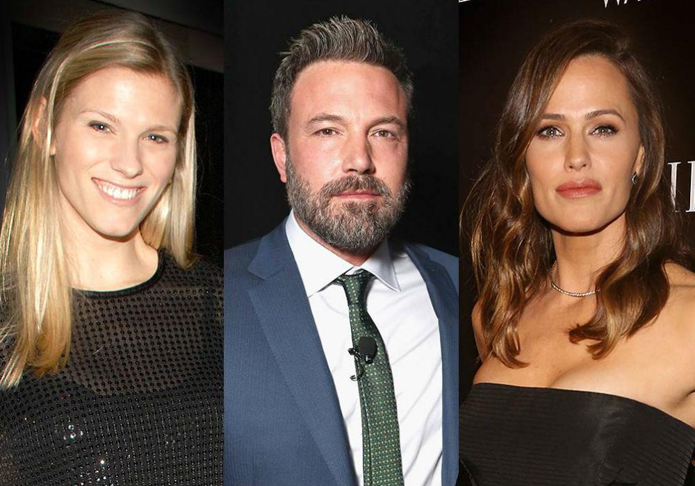 Ben Affleck Spotted With Lindsay Shookus And Jennifer Garner In The Same Day