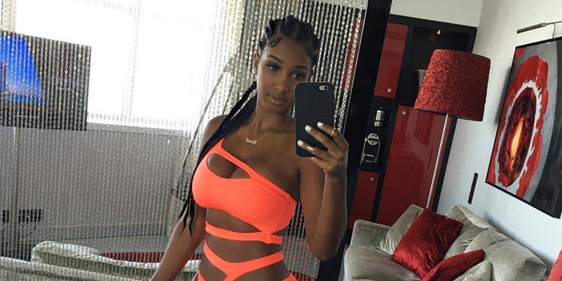 Meek Mill Gets Playful With Bernice Burgos Online - Check Out His Comment On Her Racy Photo