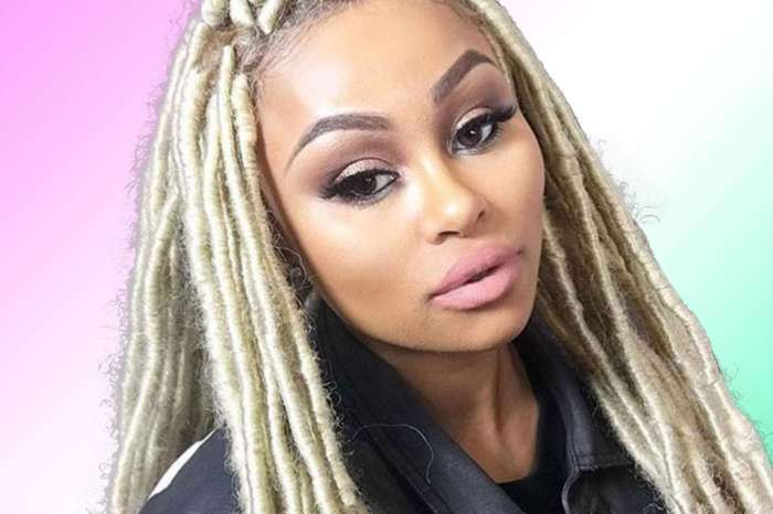 Blac Chyna Shows Off Her No-Makeup Face And Shares Her Secret For Looking Flawless