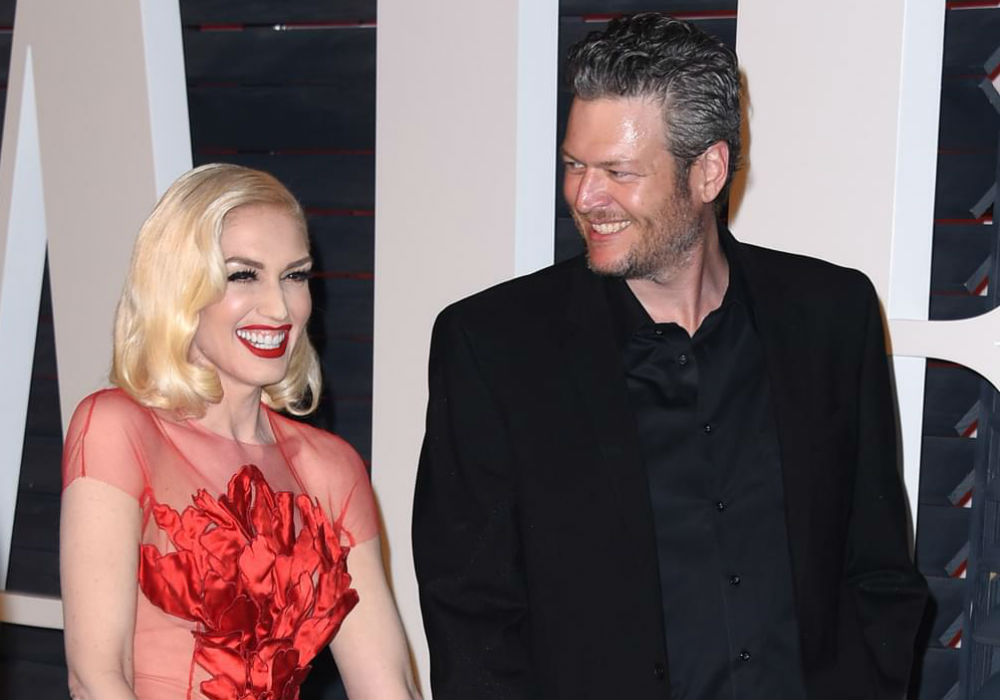 Blake Shelton And Gwen Stefani Wedding Pictures.Blake Shelton And Gwen Stefani Have No Plans To Follow Miranda