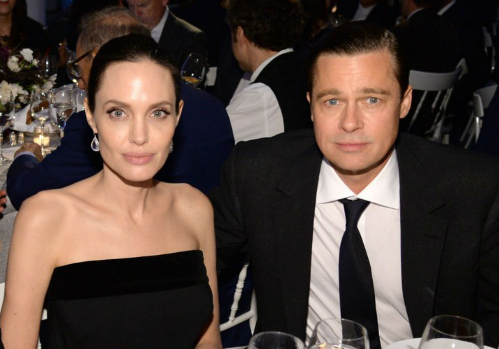 Brad Pitt And Angelina Jolie Are Reportedly Planning A Secret Getaway To Work Things Out