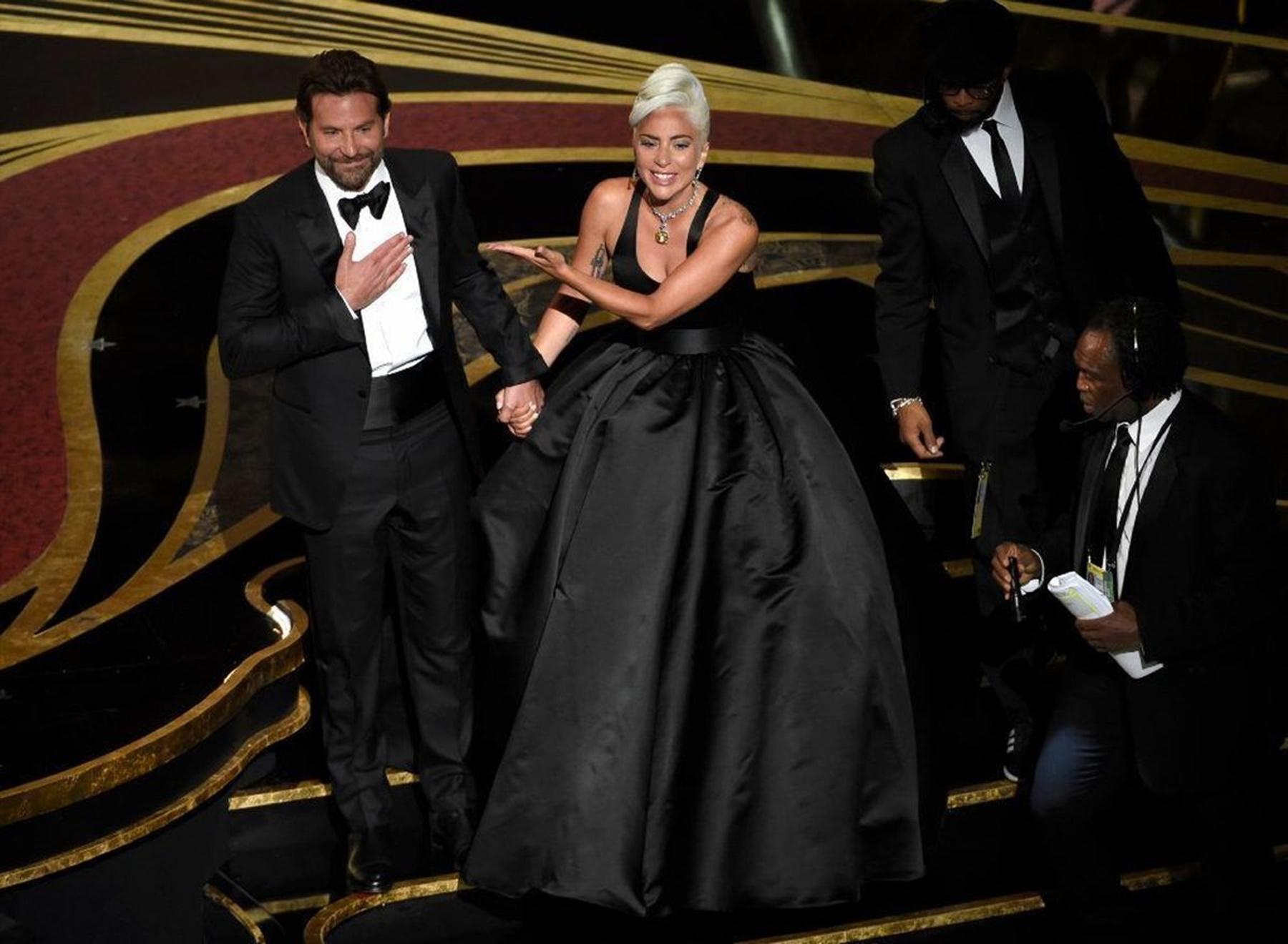 Bradley Cooper Lady Gaga Oscars 2019