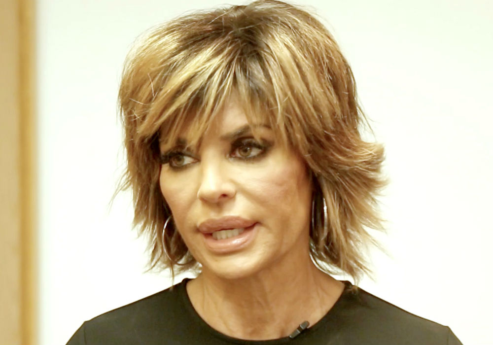 Bravo Originally Passed On Lisa Rinna For RHOBH