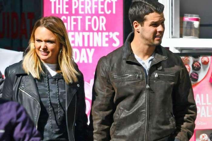 Miranda Lambert's New Husband Brendan Mcloughlin Was The Mystery Man Holding Her Back In Her Restaurant Fight