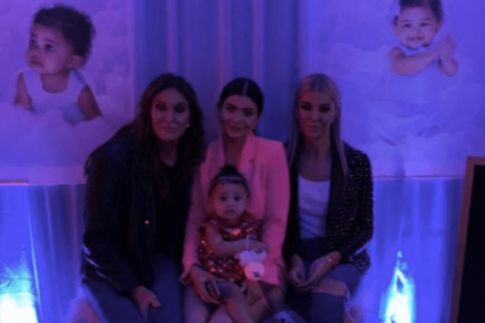 Caitlyn Jenner Shares Photos, Videos From Stormi's Carnival-Themed Birthday Party — Praises Kylie Jenner As A Mom