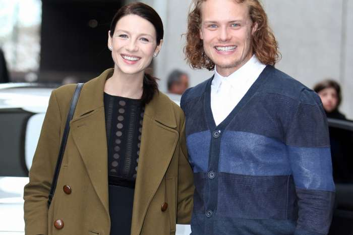 'Outlander' Stars Sam Heughan And Caitriona Balfe Turn Terrible Experience Into A Joke Because Of This Photo