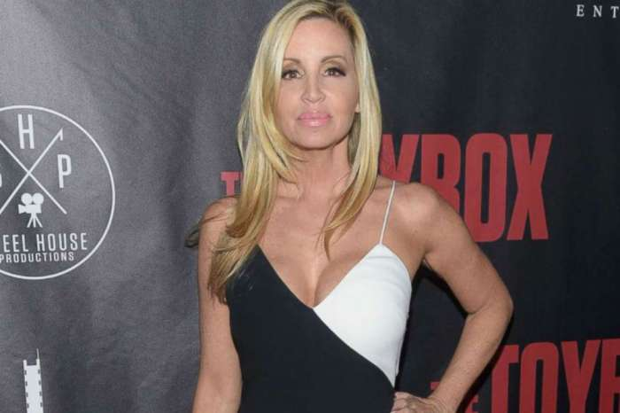 Camille Grammer Is Causing Drama Just To Save Her Job On RHOBH