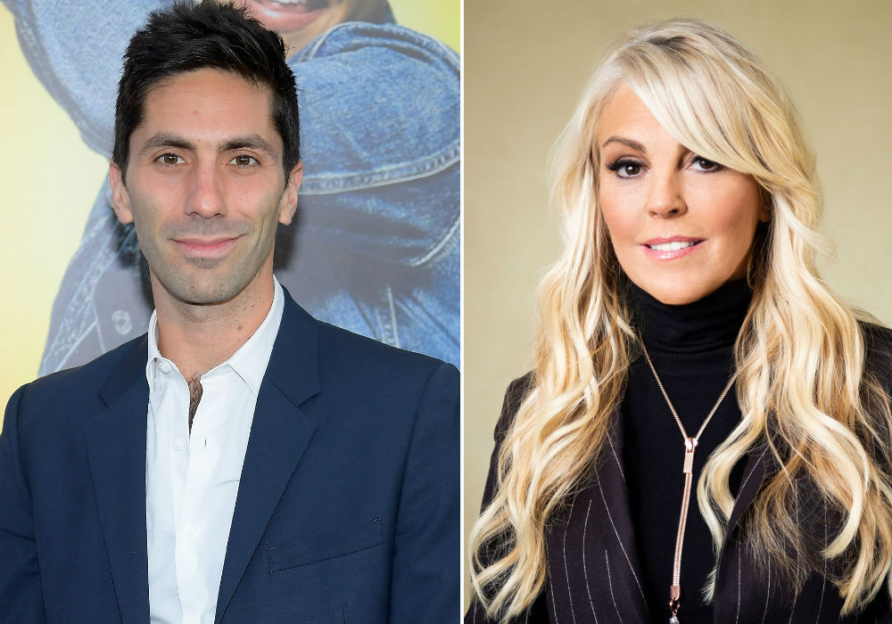 Catfish's Nev Schulman Thinks He Found Dina Lohan's Mysterious Boyfriend