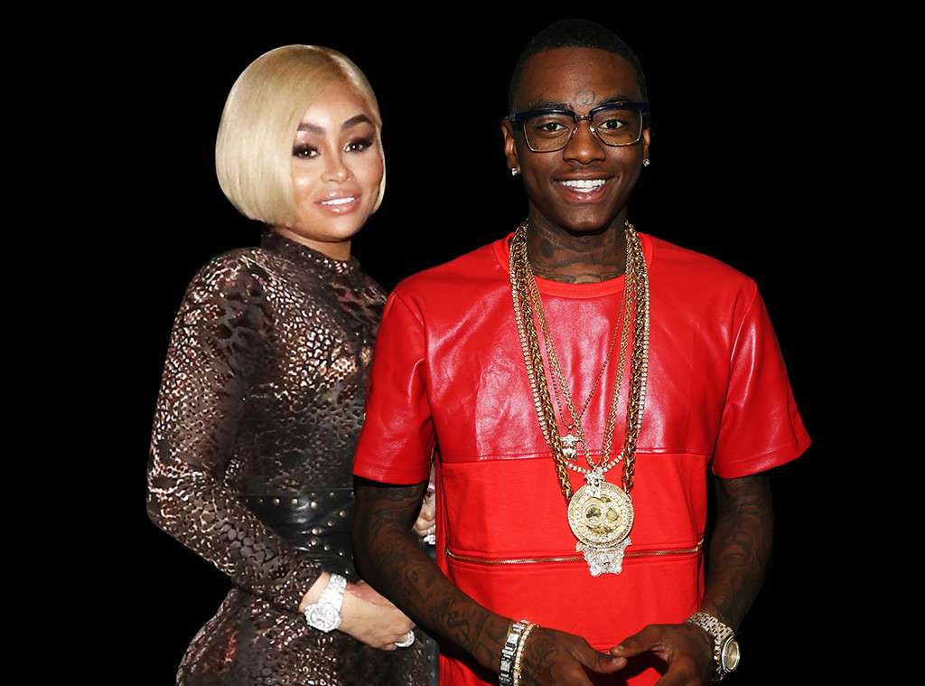 Soulja Boy, Blac Chyna, And Summer Bunni Are In A Love -1182
