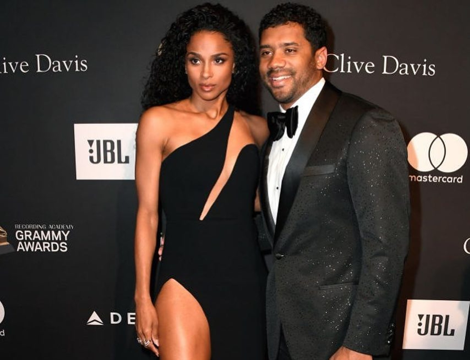 Ciara Russell Wilson Future Grammy Party