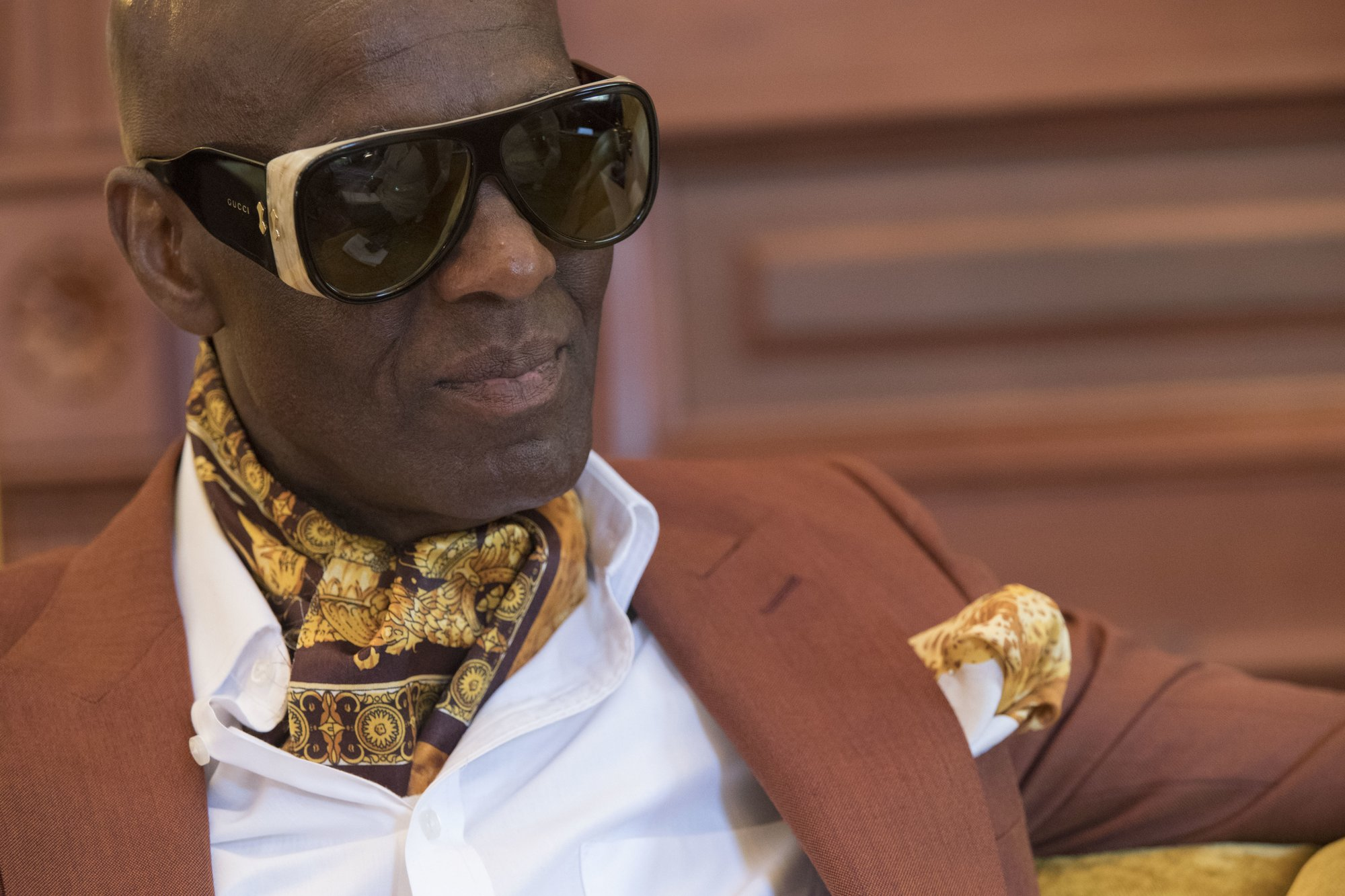 Harlem Designer Dapper Dan Updates People On His Meeting With Gucci Amidst The Blackface Scandal