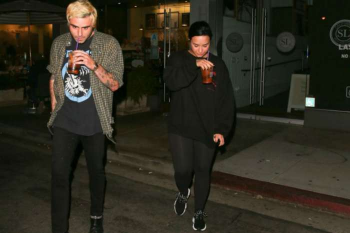 Demi Lovato's Family Afraid She Will Relapse As She Is Staying Under The Radar With Bad Boy BF
