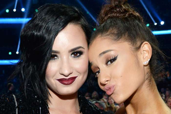 Demi Lovato Says She's Going To Miss Ariana Grande When She Goes On 'Sweetener' Tour -- The Two Are Close Friends