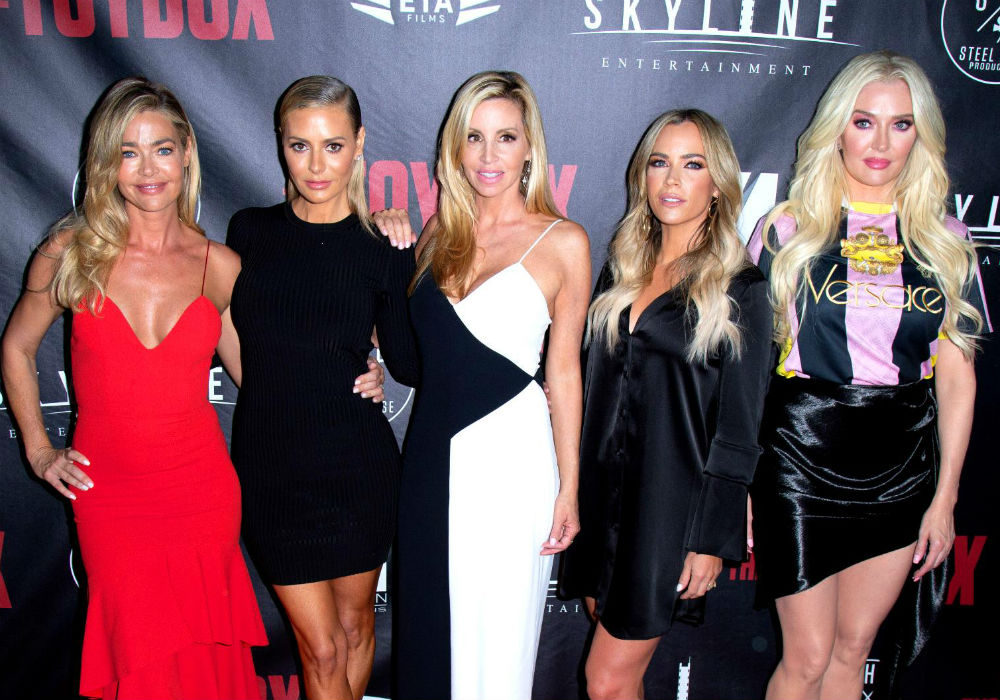 Denise Richards Opens Up About Her First Season On The RHOBH