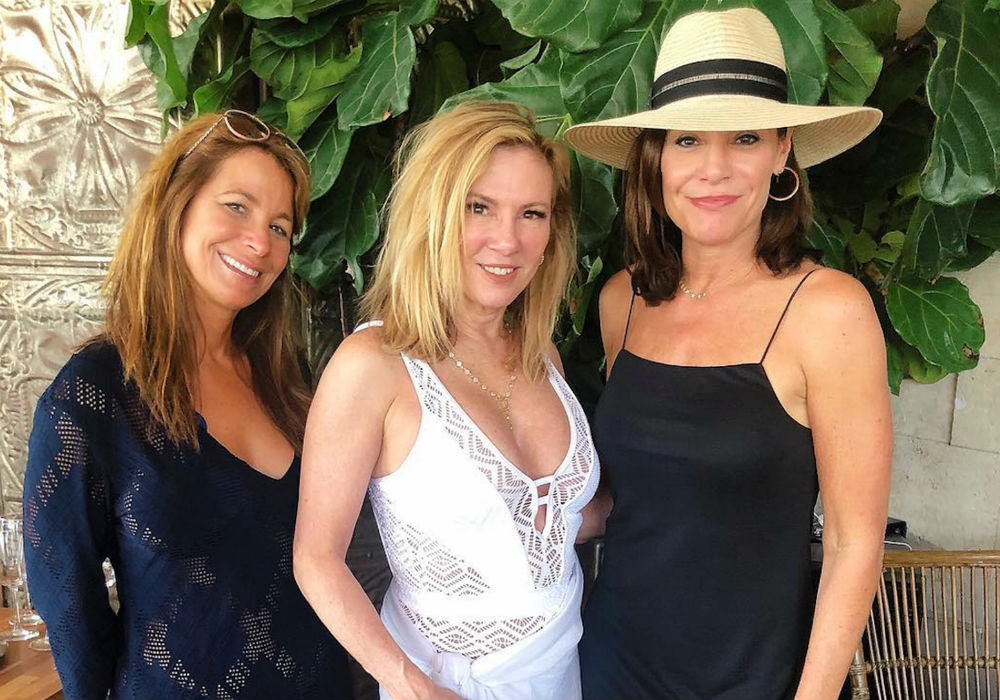 Do Ramona Singer And Luann De Lesseps Want To Bring Jill Zarin Back To RHONY_