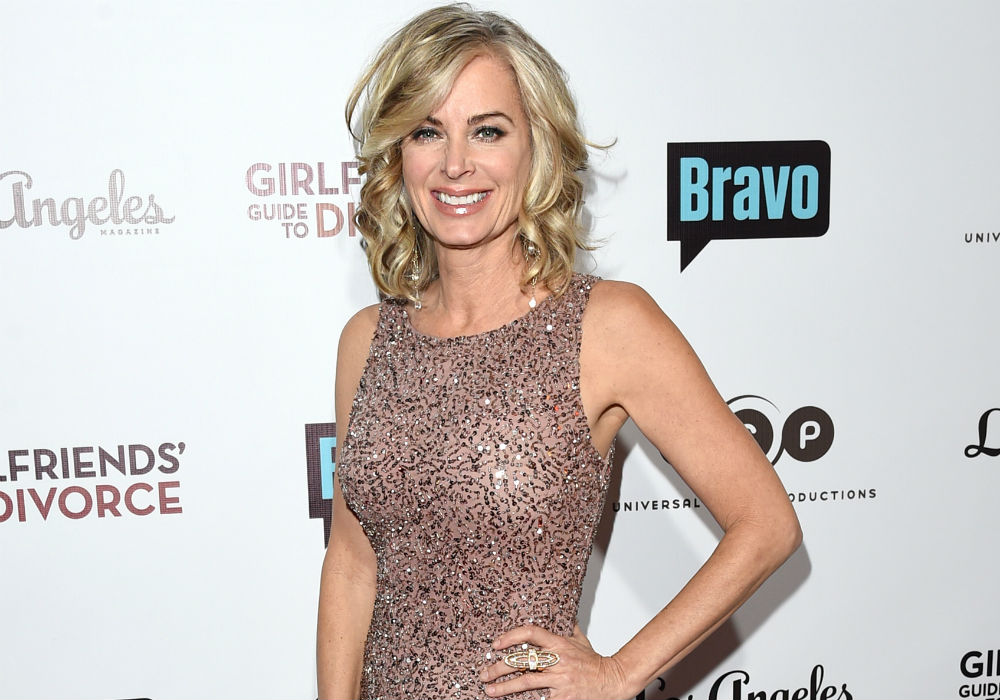 Eileen Davidson Reveals The Real Reason Quit The Real Housewives Of Beverly Hills