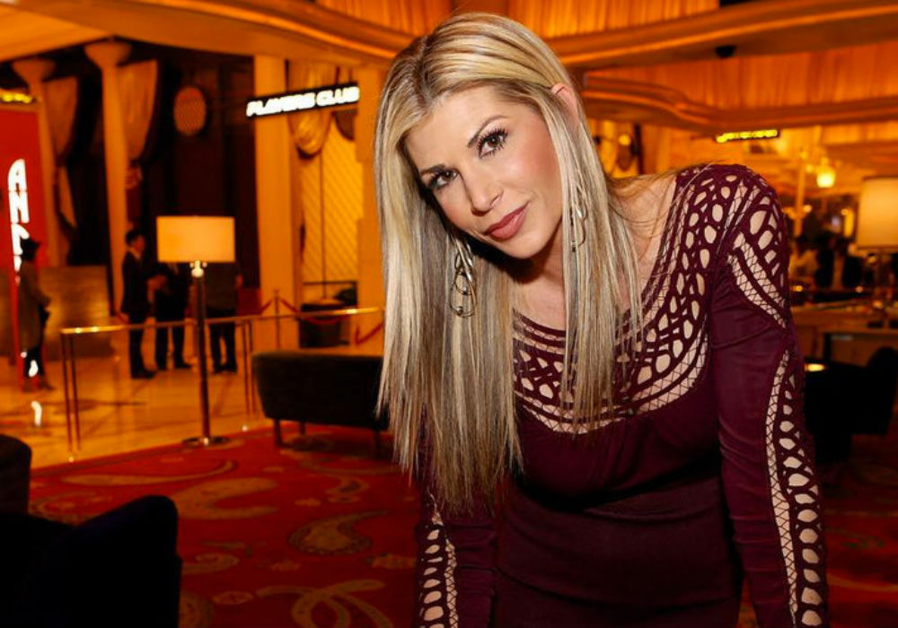 Former RHOC Alexis Bellino's New BF Is Still Married And His Wife Found Out About Their Relationship On Instagram!