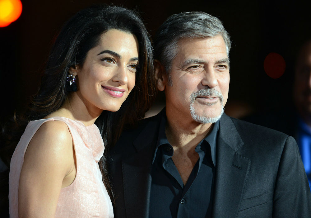 George Clooney Has Reportedly Not Been Seen With His ...