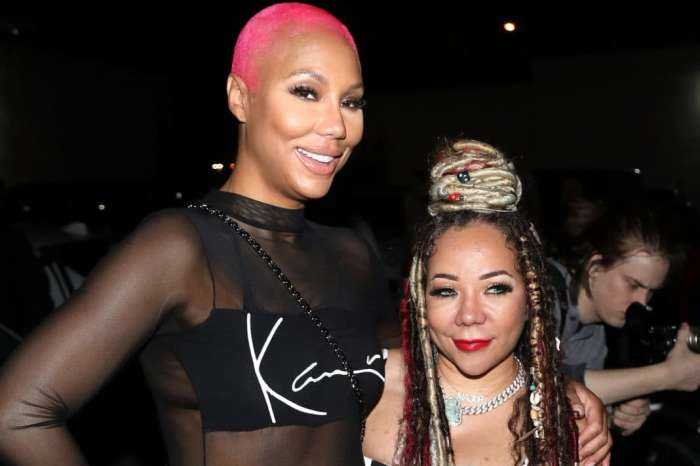 Tamar Braxton Offers Gratitude To Her Sisters For Supporting Her During CBB And Gets Congratulated By Tiny Harris & Nicole Scherzinger