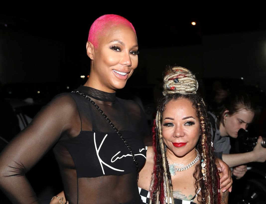 Tamar Braxton Offers Her Gratitude To Her Sister For Supporting Her During CBB And Tiny Harris & Nicole Scherzinger Congratulate Her