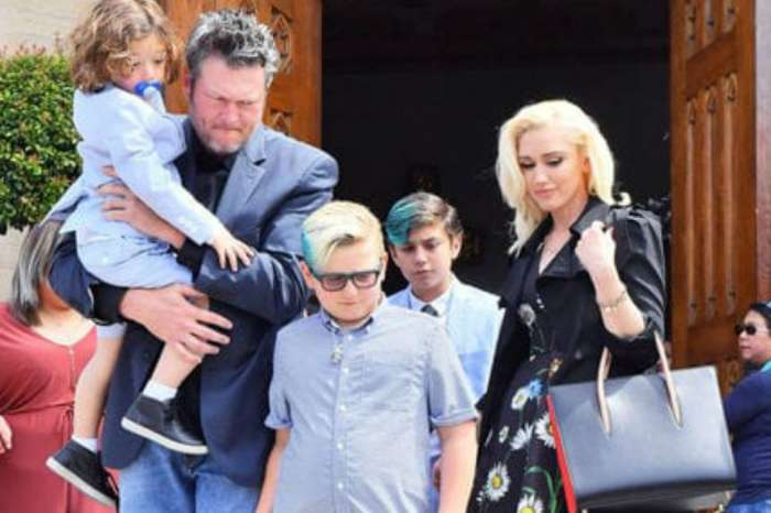 Gwen Stefani And Blake Shelton Step Out With Her Boys As Wedding Rumors Swirl