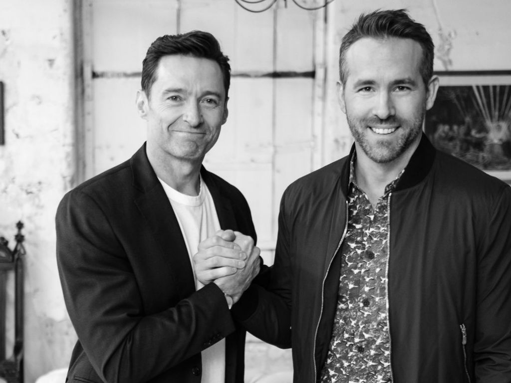 Hugh Jackman, Ryan Reynolds 'truce' strained over gin ad