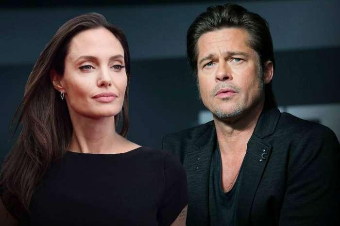 Is Angelina Jolie Planning On Releasing Footage Of A Drunken Brad Pitt In Their Ongoing Custody Battle?