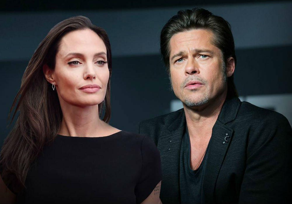Is Angelina Jolie Planning On Releasing Footage Of A Drunken Brad Pitt In Their Ongoing Custody Battle_