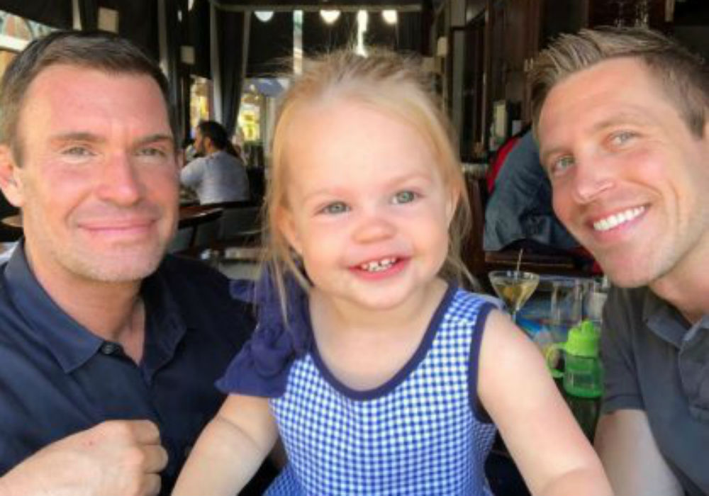 Jeff Lewis Talks Custody Of Baby Monroe After The Flipping Out Star Confirms Split From Gage Edwards