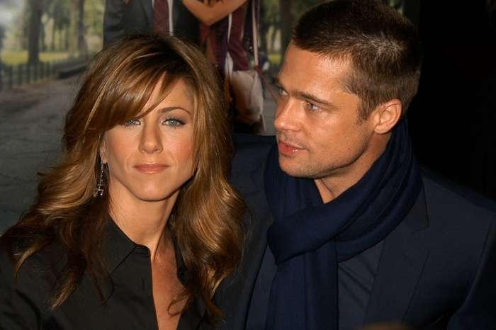 Brad Pitt Attends Jennifer Aniston's 50th Birthday Party -- Will Angelina Jolie Punish Him In The Custody Battle?