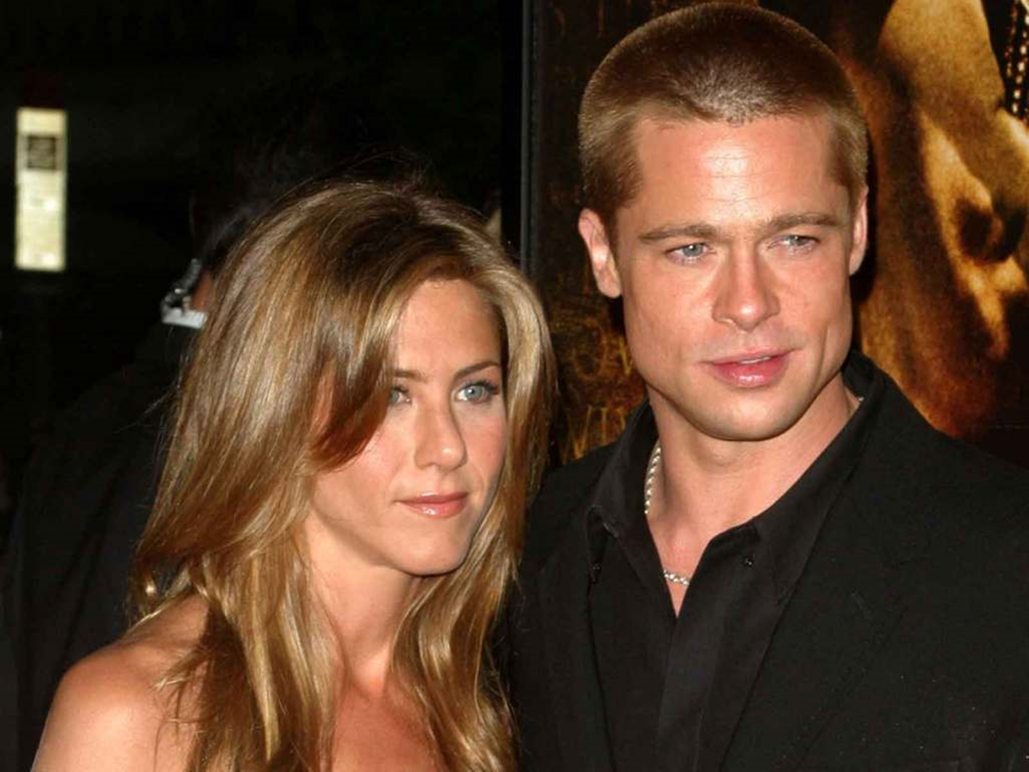 Jennifer Aniston Brad Pitt Birthday