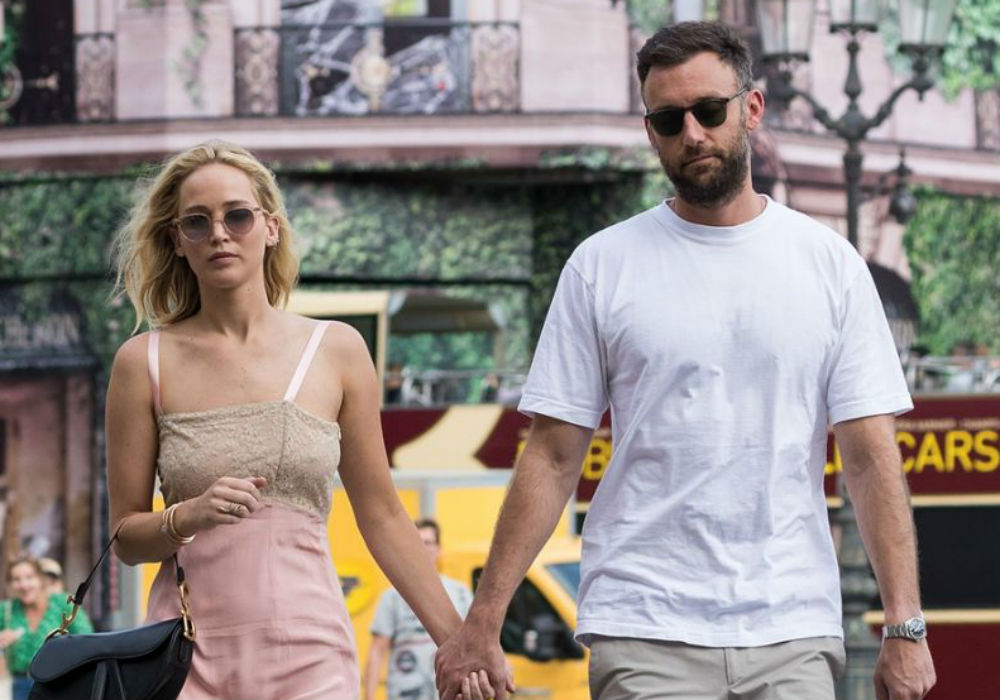 Jennifer Lawrence And Cooke Maroney Are Engaged And She Is Sporting A Massive Rock!