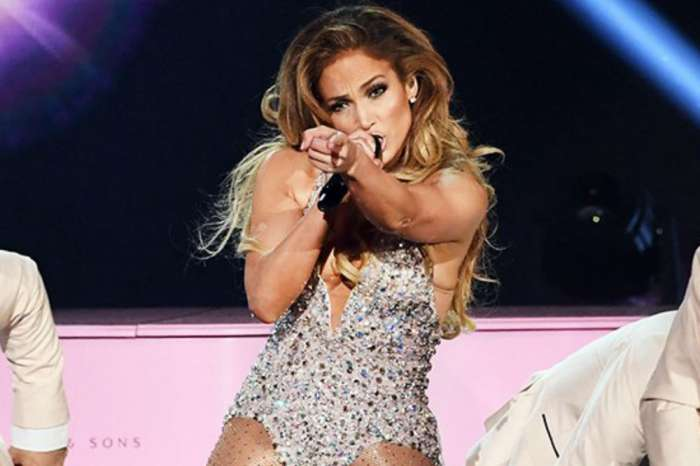 Jennifer Lopez Reportedly Threw A Tantrum Backstage Ahead Of Her Controversial Grammys Performance