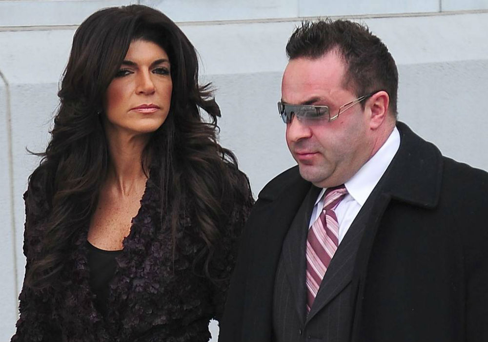 Joe Giudice's Release Will Include More Time Behind Bars And Teresa Giudice Is Spotted With A Much-Younger Man