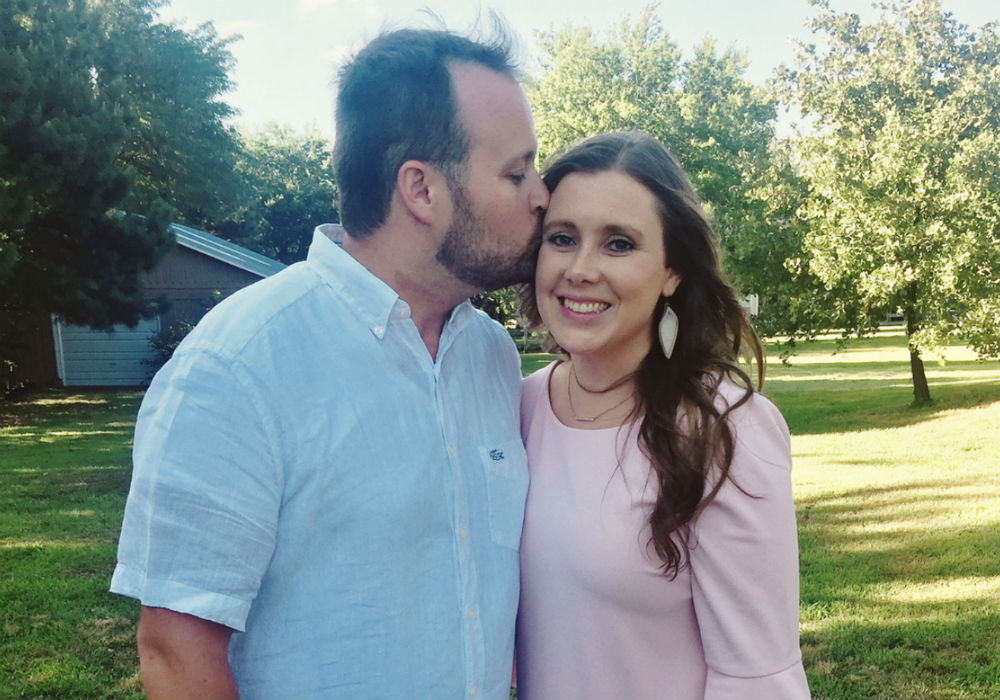 Josh And Anna Duggar Open Up About Baby No 6 Amid Rumors They Are Returning To Counting On