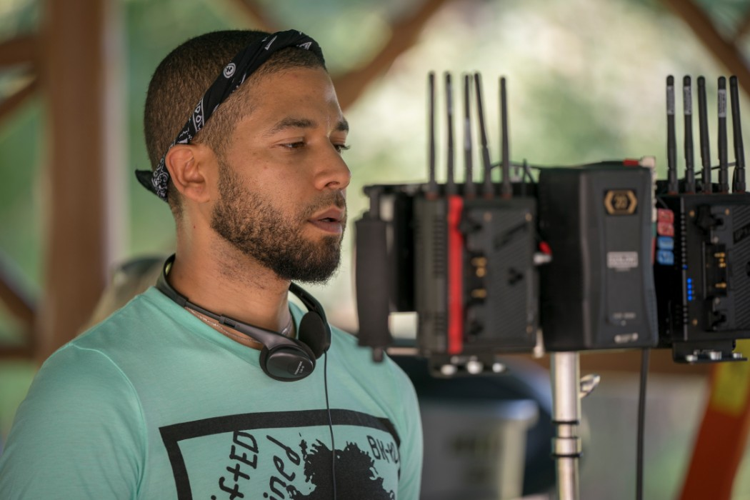 'Empire' actor Jussie Smollett charged with faking racist attack