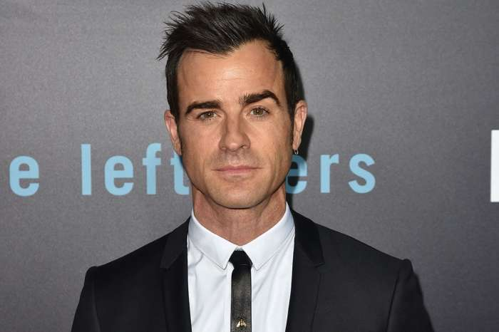 "Justin Theroux Suing His Neighbor For ""Verbal Spousal Abuse"""