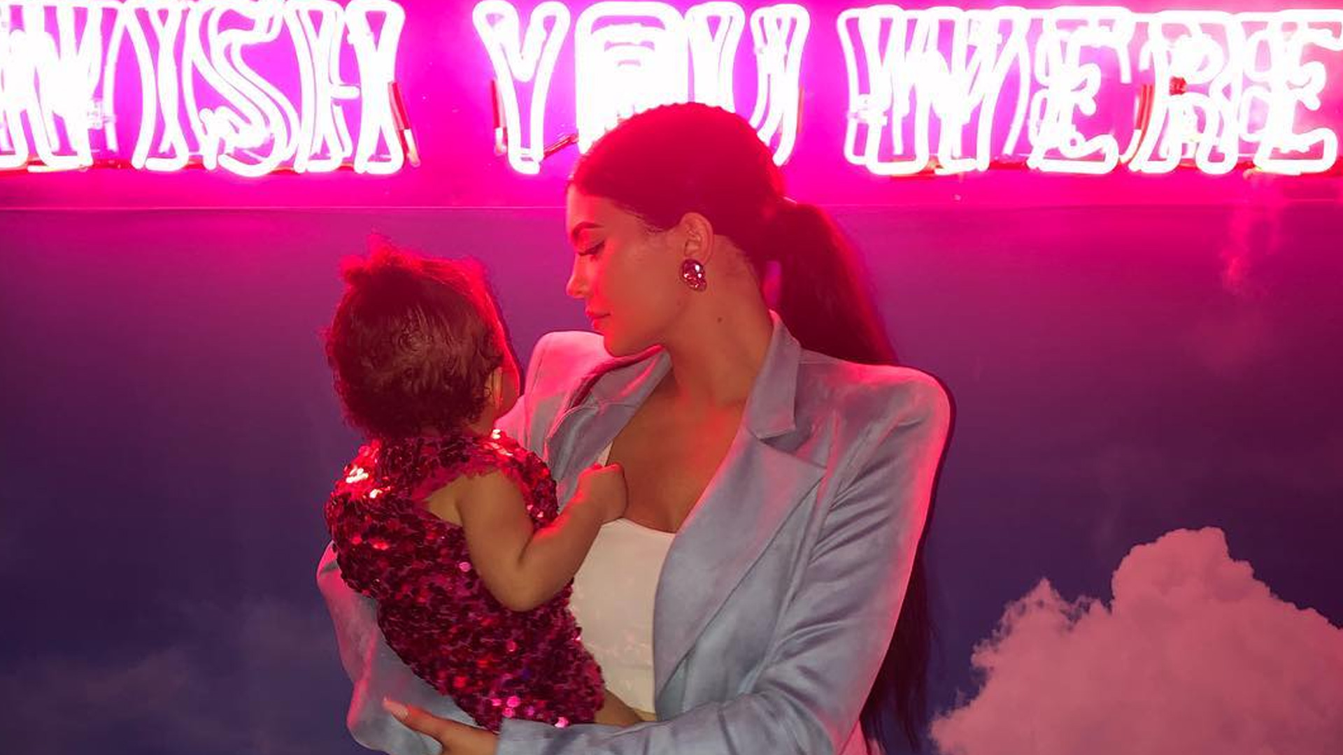 DJ Khaled Gifts Stormi Webster Her First Chanel Purse For Her Birthday; Watch The Video - Fans Say Money Cannot Bring Happiness To A Kid
