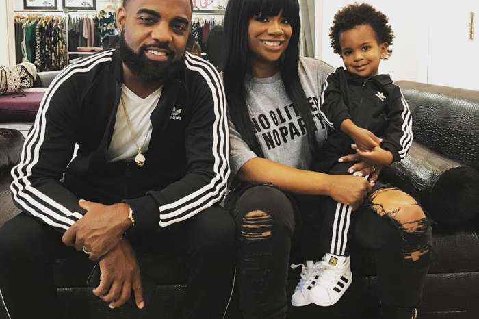 Kandi Burruss And Todd Tucker Are The Proudest Parents: Ace Wells Tucker Was Nelson Mandela In His School's Black History Month Play - See The Pics